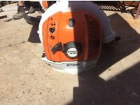 STIHL LEAFBLOWER BR500 2016 MODEL