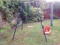 Hedstrom toddler/child swing