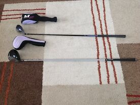 Ladies golf clubs 3 wood and Driver
