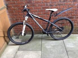 Mondraker mountain bike excellent condition cost £750