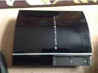 80GB PS3 Console with 20 Games