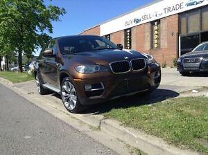 2013 BMW X6 M-PKG | NAVIGATION | REVERSE CAMERA | PARKING SENS