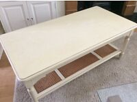 Laura Ashley 'Clifton' Coffee Table for renovation/upcycling