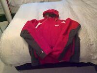 mens Helly Hanson ski jacket
