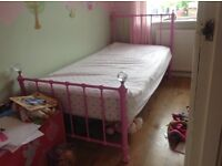 Pink Single Bed fit for a princess