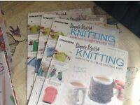 DeAgostini knitting kits