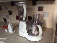 Bosch Power Mixx 800 W Food Processor and blender £40.00