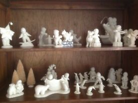 Collection of Snowbabies