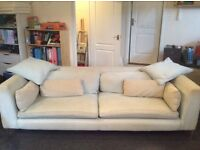 "Free second hand Large Sofa and ""Love Seat"" -"