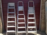 Used step ladders