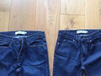 Topman Mens/Boys Jeans - 2 Pairs