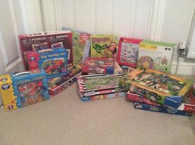 Puzzles for 3-7 Year olds, £1 to £2 each