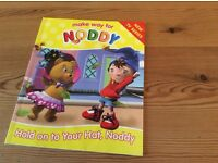 """Noddy book """"Hold on to Your Hat Noddy"""""""