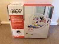 Mamas and papas Apollo baby bouncer