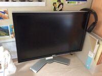 Dell UltraSharp 2407WFP Monitor 22 inch