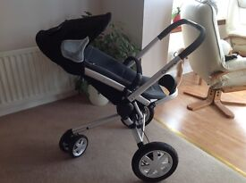 Quinny Pram & Quinny Pushchair - as new and only used for Grandchild