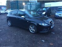 2008 Seat Leon FR 2.0 diesel. Not Honda golf ford
