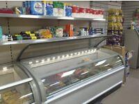 Novum Aran 1.2m Chest Freezer suitable for a business