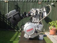 Yamaha yzf r125 230cc engine pre built ready to fit