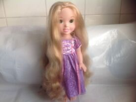 Disney Animator toddler Rapunzel doll - Tangled