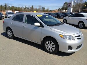 2012 Toyota Corolla CE  ONLY $104 BIWEEKLY 0 DOWN!