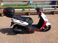 Peugot Kisbee 50 Sportline moped