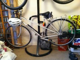Peugeot road bike - new tyres, basket and other bits included £100 ono