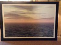 'Netherworld' framed print