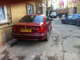 BMW e39 2.5l