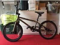 GT BMX Bronze Great Condition
