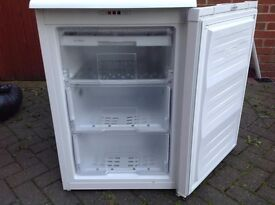 Beko undercounter fridge & freezer used
