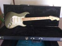 Fender USA standard Stratocaster £695