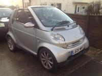 Smart cabriolet passion fortwo