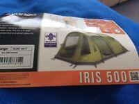 Brilliant condition vango tent