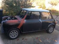 Classic Mini Project For Sale