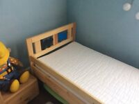 Ikea child's Beds plus mattress