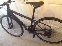 Cannondale hybrid bike - New - medium frame