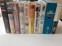 Video Tapes (VHS)