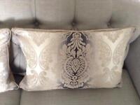 Clarke & Clarke cushions