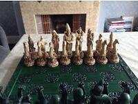 Fantasy Chess Board
