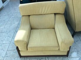1970's Arm chair