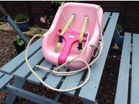 Little Tikes Child's Swing Seat