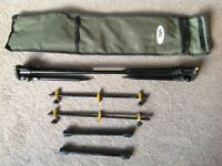 carp fishing rod pod