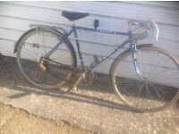 Vintage Raleigh Olympus Road Bike ( Restoration Project
