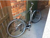 Ridgeback Ladies' city bike - scrap, free for parts