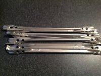 300mm stainless steel wall ties