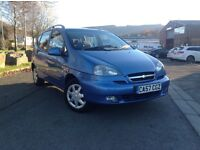 CHEVROLET TACUMA LONG MOT LOW MILES FIRST TO SEE WILL BUY