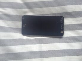iPhone 6 handset and charger only NEEDS NEW SCREEN