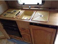FULL CARAVAN KITCHEN INCLUDING UNIT, ideal campervan conversion.