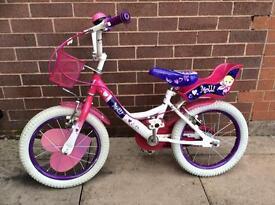 Raleigh Mollie Girls Bike C458